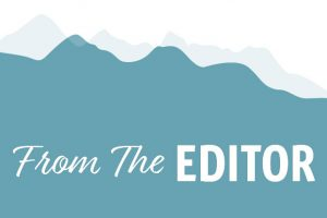 From The Editor Logo