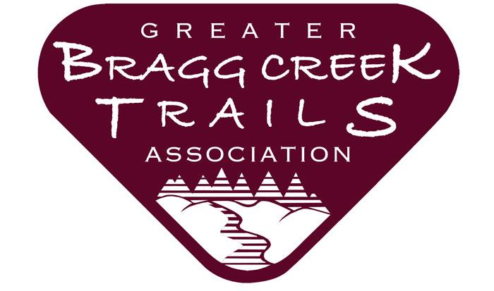 Bragg Creek Trails Logo